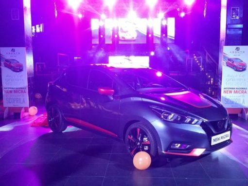 Lancio New Micra – Ab Auto